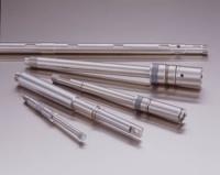 Валы производства NB (slide shaft) Шлицевые